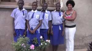 Grace&skolebarna